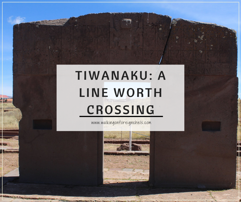 Tiwanaku: A Line Worth Crossing