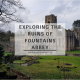 Exploring the Ruins of Fountains Abbey